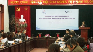 Reporting Viet Nam Chairmanship of ASEAN: ERIA Media Workshop in Hanoi