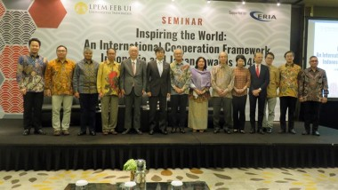Indonesia and Japan Explore Further Political and Economic Cooperation Towards 2045
