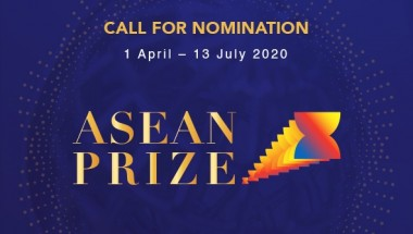 ASEAN Prize 2020 Calls for Nominations