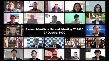 The Research Institute Network Holds Annual Meeting