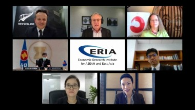 ERIA Co-hosts Webinar on COVID-19 Robust Economies – Regional Impacts of COVID-19 and Options for Recovery