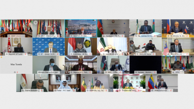 President of ERIA Takes Part in the 22nd GECF Ministerial Meeting