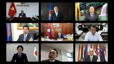 ERIA Holds the 3rd East Asia Energy Forum Virtually