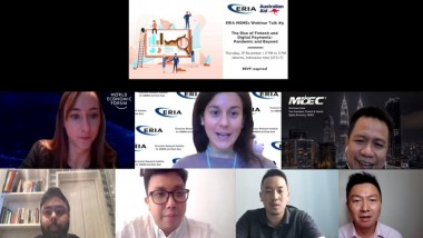 ERIA Hosts Webinar on Digital Payment and Fintech Innovation to Accelerate Financial Inclusion Across ASEAN