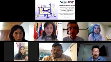 ERIA Webinar Series on ASEAN MSMEs in a COVID-19 World Concludes