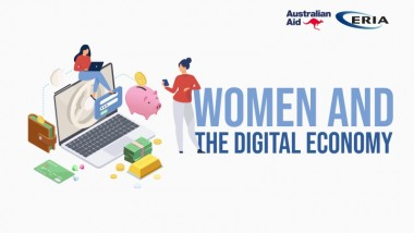 ERIA Releases Video on the Participation of Women in the Digital Economy Across ASEAN