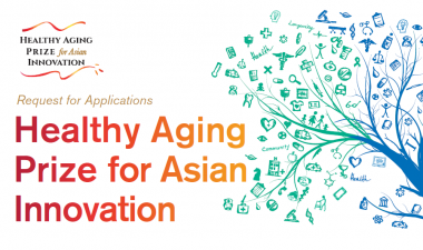 ERIA - JCIE Request for Applications: Healthy Aging Prize for Asian Innovation