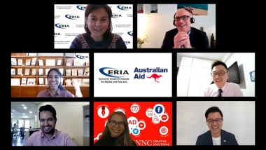From Resilience to Success:  ERIA's Holds 2nd E-S-I Webinar
