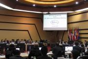 The 10th Governing Board Meeting held in the ASEAN Secretariat