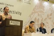 Yos Adiguna, Chairman of the boards of directors of Indonesia Services Dialogues Council