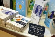 ERIA's publications on display