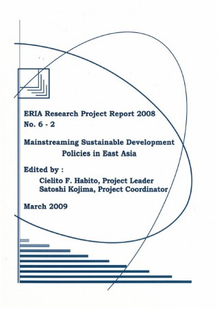 Mainstreaming Sustainable Development Policies in East Asia