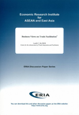 Business Views on Trade Facilitation