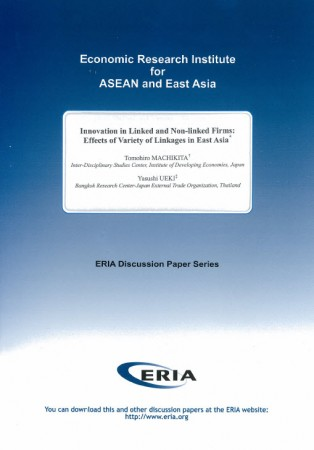 Innovation in Linked and Non-linked Firms: Effects of Variety of Linkages in East Asia