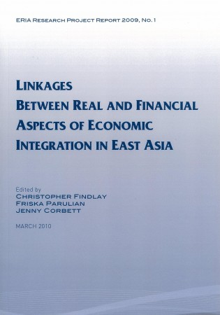 Linkages between Real and Financial Aspects of Economic Integration in East Asia