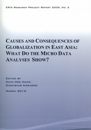Causes and Consequences of Globalization in East Asia:  What Do The Micro Data Analyses Show?
