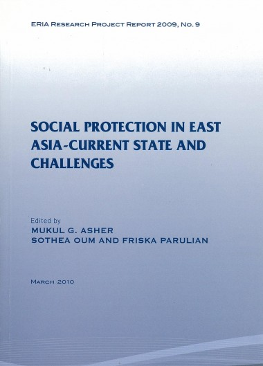 Social Protection in East Asia - Current State and Challenges