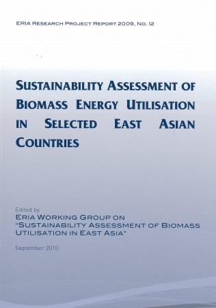 SUSTAINABILITY ASSESSMENT OF BIOMASS ENERGY  UTILISATION IN SELECTED EAST ASIAN COUNTRIES