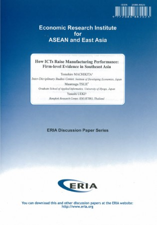 How ICTs Raise Manufacturing Performance: Firm-level Evidence in Southeast Asia