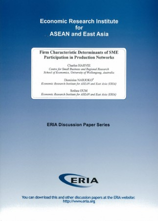 Firm Characteristic Determinants of SME Participation in Production Networks