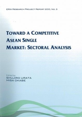 Towards a Competitive ASEAN Single Market : Sectoral Analysis