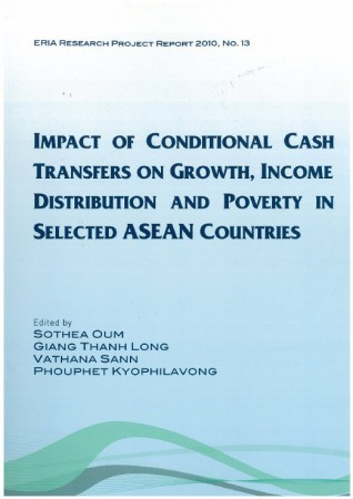 Impact of Conditional Cash Transfers on Growth, Income Distribution and Poverty in Selected ASEAN Countries