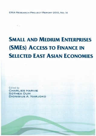 Small and Medium Enterprises (SMEs) Access to Finance in Selected East Asian Economies