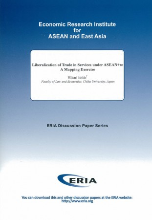 Liberalization of Trade in Services under ASEAN+n: A Mapping Exercise