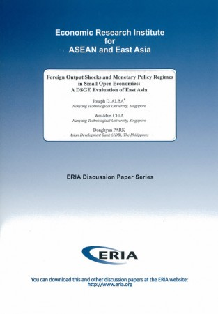 Foreign Output Shocks and Monetary Policy Regimes in Small Open Economies: A DSGE Evaluation of East Asia
