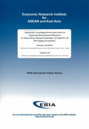 Interactive Learning-driven Innovation in Upstream-Downstream Relations: Evidence from Mutual Exchanges of Engineers in Developing Economies