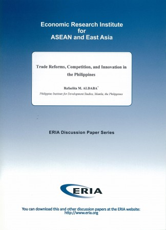 Trade Reforms, Competition, and Innovation in the Philippines