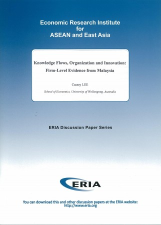 Knowledge Flows, Organization and Innovation: Firm-Level Evidence from Malaysia