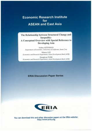 The Relationship between Structural Change and Inequality: A Conceptual Overview with Special Reference to Developing Asia