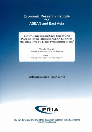 Power Generation and Cross-border Grid Planning for the Integrated