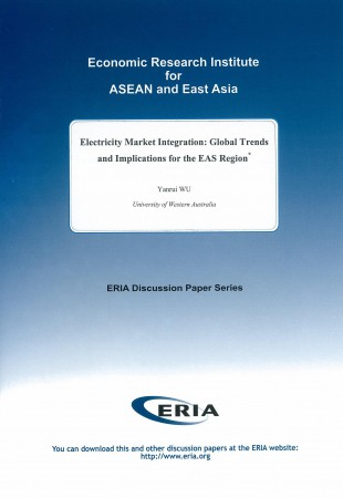Electricity Market Integration: Global Trends  and Implications for the EAS Region
