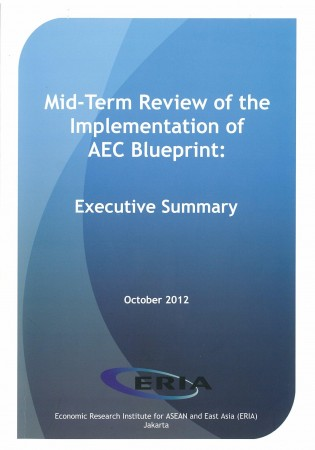 Mid-Term Review of the Implementation of AEC Blueprint: Executive Summary