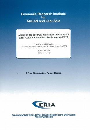 Assessing the Progress of Services Liberalization in the ASEAN-China Free Trade Area (ACFTA)