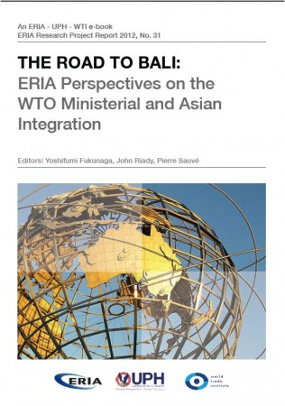 The Road to Bali: ERIA Perspectives on the WTO Ministerial and Asian Integration