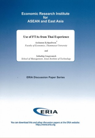 Use of FTAs from Thai Experience
