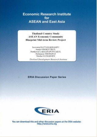 Thailand Country Study ASEAN Economic Community Blueprint Mid-term Review Project
