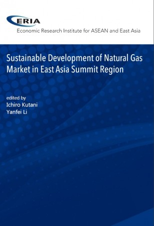 Sustainable Development of Natural Gas Market in  East Asia Summit Region