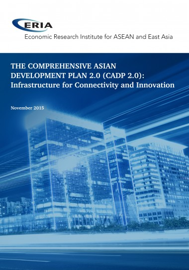 The Comprehensive Asian Development Plan 2.0 (CADP 2.0): Infrastructure for Connectivity and Innovation