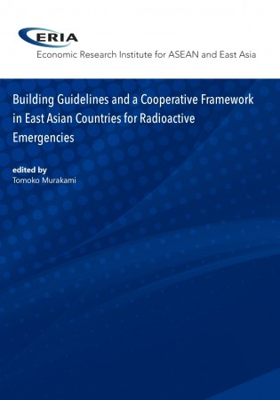 Building Guidelines and a Cooperative Framework in East Asian Countries for Radioactive Emergencies