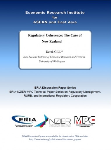 Regulatory Coherence: The Case of New Zealand