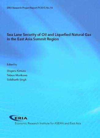 Sea Lane Security of Oil and Liquefied Natural Gas in the East Asia Summit Region