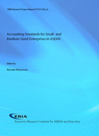 Accounting Standards for Small- and Medium-Sized Enterprises in ASEAN