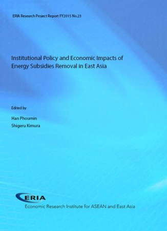 Institutional Policy and Economic Impacts of Energy Subsidies Removal in East Asia