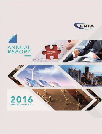 ERIA Annual Report 2016