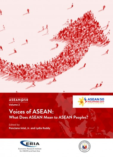 ASEAN @ 50 Volume 2:  Voices of ASEAN: What Does ASEAN Mean to ASEAN Peoples?