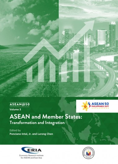 ASEAN @ 50 Volume 3:  ASEAN and Member States: Transformation and Integration